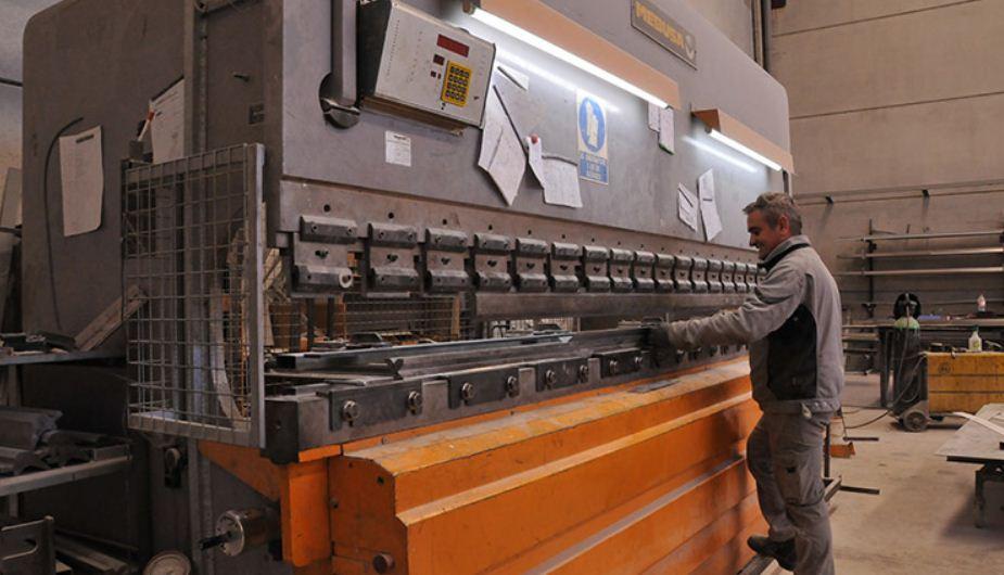 La fabricación de vehículos para el transporte de caballos forma parte de los servicios de Carrosserie Ameline