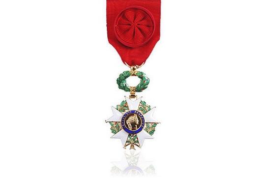 Médaille de la légion d'honneur